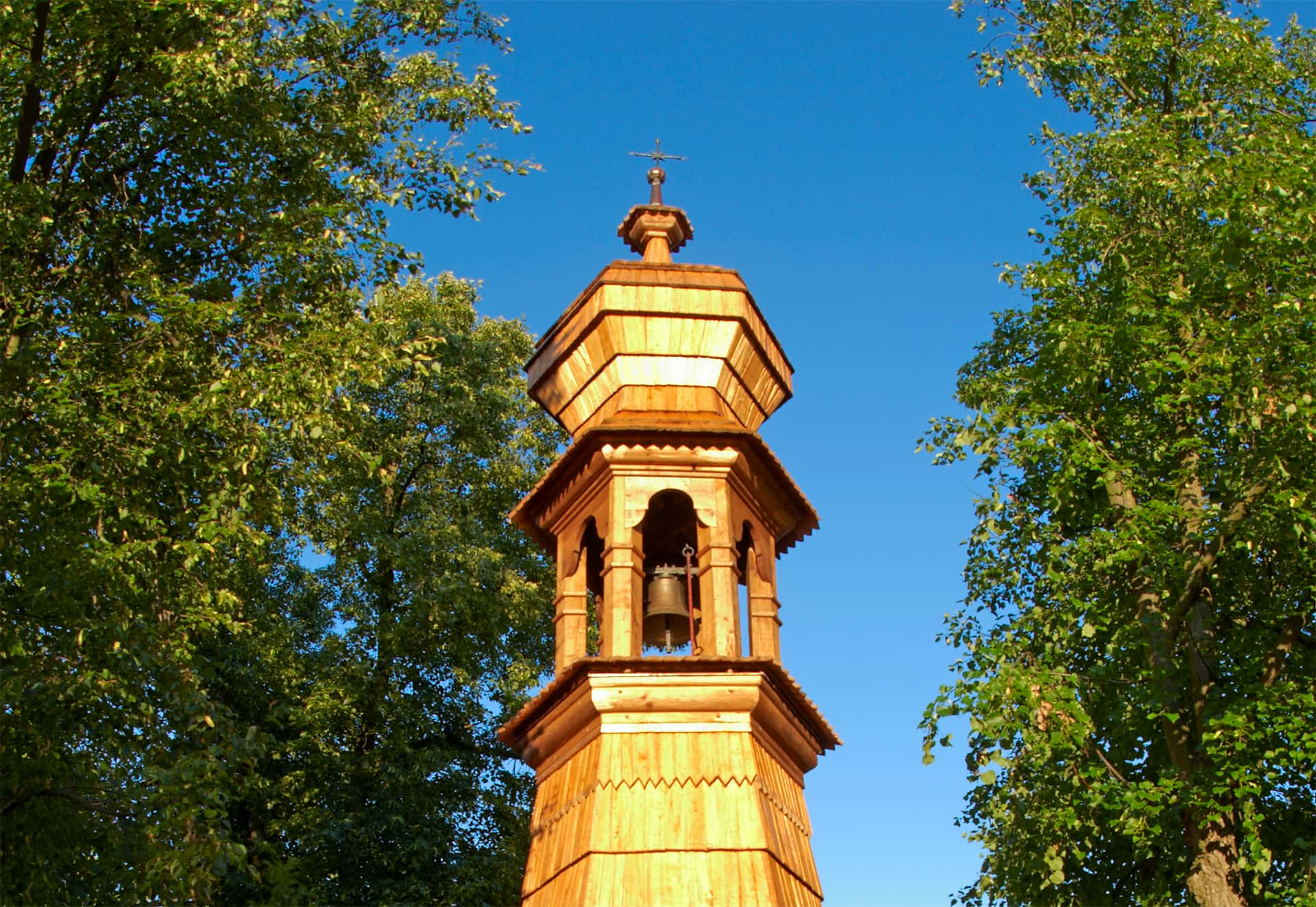 Třebsínská Zvonička PLUS